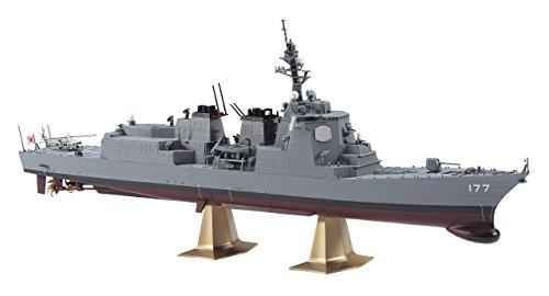 ハセガワ 1/450 海上自衛隊 イージス護衛艦 あたご プラモデル Z02