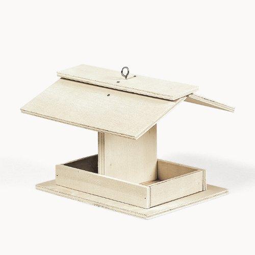 Wood Bird Feeder Kits (1 dz)