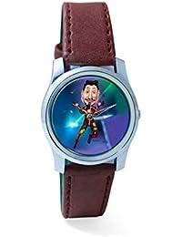 BigOwl Man Of Iron Analog Men's Wrist Watch 3681196136-RS2-S-BRW