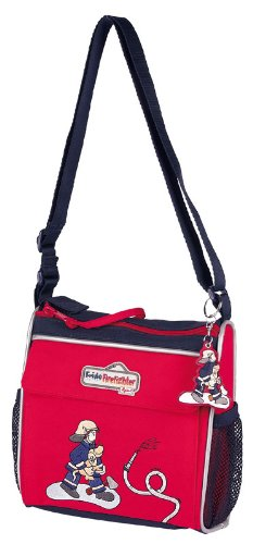 sigikid 23326 - Bags Frido Firefighter Kindergartentasche