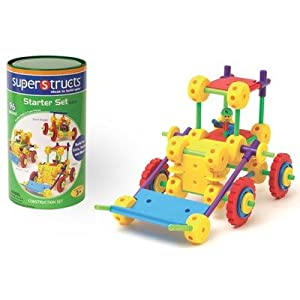 Amazon.com: Superstructs Starter Set: Toys & Games