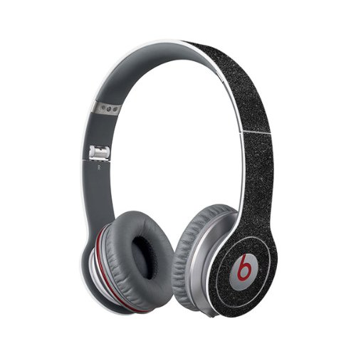 Beats Solo Full Headphone Wrap In Sparkling Black (Headphones Not Included)