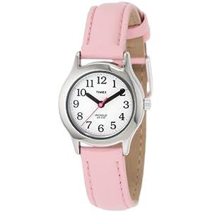天美时Timex T79081儿童粉色手表