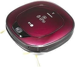 LG - CE VR 64701 LVMP Roboterstaubsauger (Dual Eye 2.0, Smart Turbo Modus) dunkel rot/schwarz