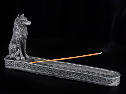 PACIFIC GIFTWARE Celtic Knot Werewolf Wolf Incense Burner Holder at Sears.com