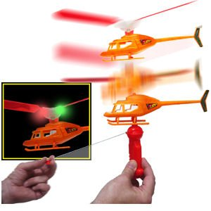 Zoom Copter With Led Lights