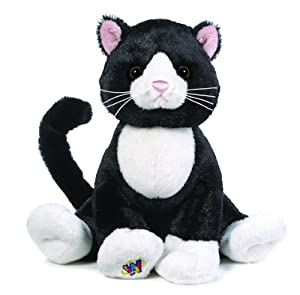 Amazon.com: Webkinz Tuxedo Cat Webkinz Plush: Toys & Games