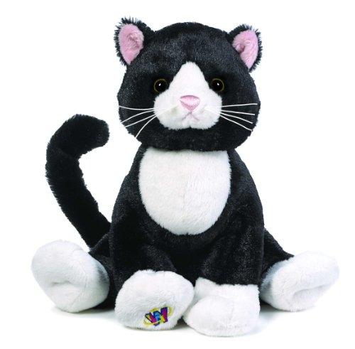 Webkinz Tuxedo Cat Webkinz Plush