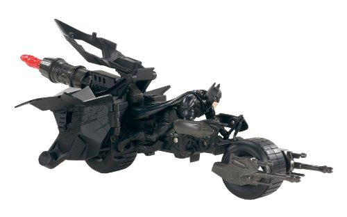 Batman The Dark Knight Rises Batpod Vehicle at Gotham City Store