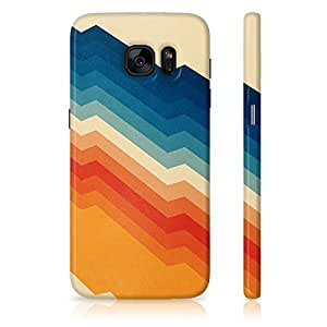 Amey Printed Back Cover For Samsung Galaxy S7 Edge