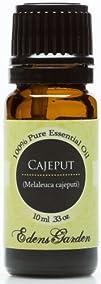 Cajeput 100 Pure Therapeutic Grade Essential Oil- 10 ml
