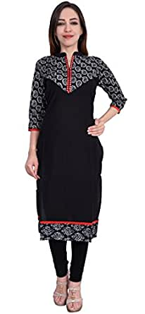 magnus casual printed women s kurti amazon in clothing amp accessories