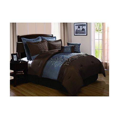 King Bed Comforter Set front-1025403