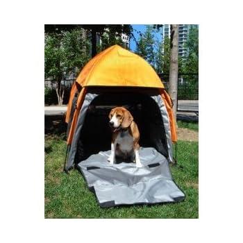 Umbra Tent Pet House Pop-up portable pet house Size: Medium
