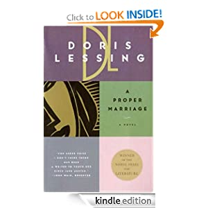 A Proper Marriage (Children of Violence) Doris Lessing