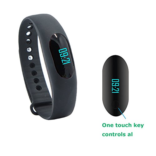 willful-schrittzahler-armband-fitnessarmband-ohne-bluetooth-mit-touchscreen-kalorienzahler-schlafube