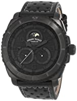 Armand Nicolet Men's T612N-NR-P160NG4 S05 Sporty Automatic D.L.C. Black Treated Titanium Watch from Armand Nicolet