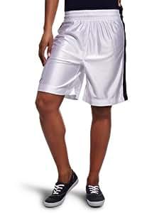 Nike Womens (tall) Supreme Shorts White/Black 119803-102 X-Small