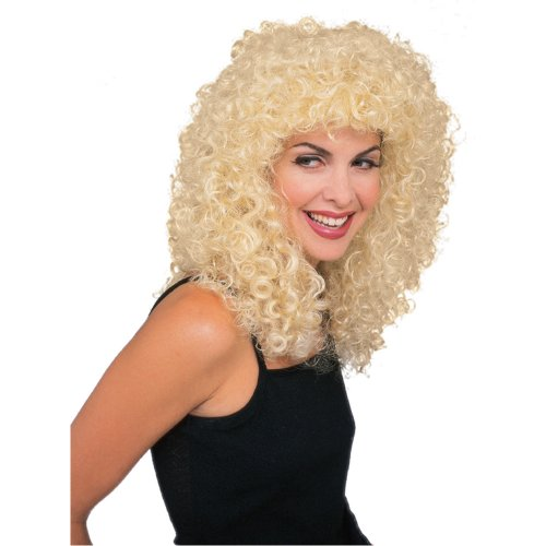 Rubie's Costume Extra Long Blond Curls Wig