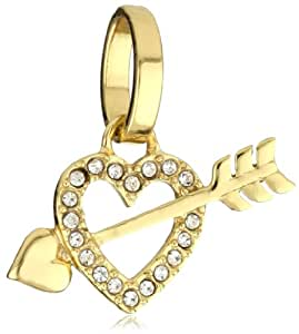 Juicy Couture Heart with   Arrow Charm