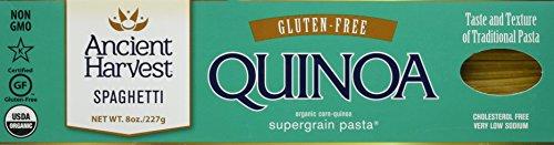 Ancient Harvest Wheat Free Spaghetti -- 8 oz (Corn Free Quinoa Pasta compare prices)