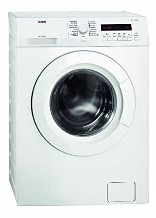 AEG LAVAMAT L71670 FL  Waschmaschine Frontlader / A+++ / 1600 UpM / 7 kg / weiß / OptiSense / Aqua-Control