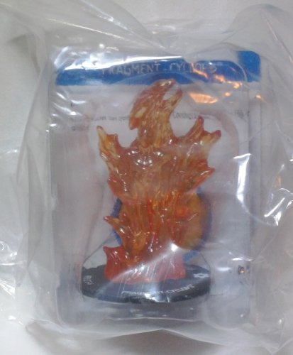 Marvel Heroclix Avengers Vs. X-Men #R101 Fragment - Cyclops Limited Edition Object with Card AVX LE - 1