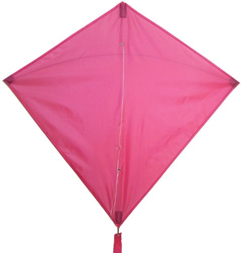 In the Breeze Pink Diamond Kite, 30-Inch