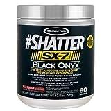 #Shatter, SX-7, Black Onyx, Pre-Workout, Fruit Punch Explosion, 12.15 oz (345 g)