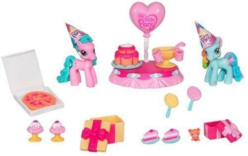 My little Pony – Ponyville – Themen Set – Birthday – mit Rainbow Dash & Bunches-O-Fun – OVP kaufen