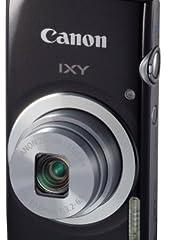 Canon デジタルカメラ IXY 120 光学8倍ズーム ブラック IXY120(BK)