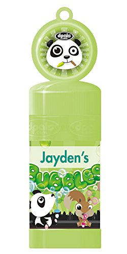 John Hinde dPal Bubbles Jayden Bottle, One Color, One Size - 1