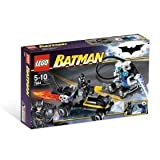 Lego Batman&Apos;S Buggy: The Escape Of Mr. Freeze (7884) Not Mint Box