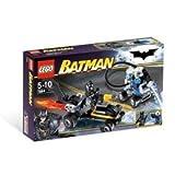 Lego Batman&Apos;S Buggy: The Escape Of Mr. Freeze (7884) Not Mint Box