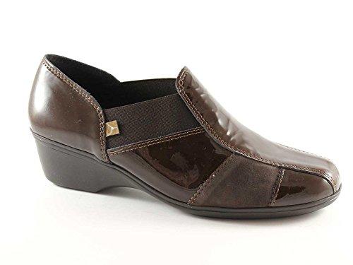 CINZIA SOFT 651 t.m. scarpe donna comfort tipo pantofola zeppetta 39