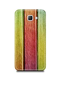 Colored Wood Samsung A5(2016) Case