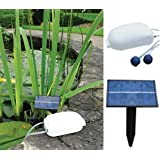 Good Ideas Solar Pond Oxygenator (743) 2 x Airstones Keep your fish pond and plants healthy!by MANUFACTURED FOR GOOD...