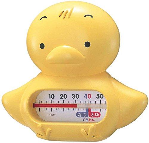 エンペックス気象計 温度計 うきうきトリオ 浮型湯温計 日本製 ヒヨコ TG-5154