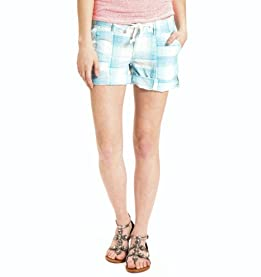 Montana Confetti Plaid Convertible Shorts