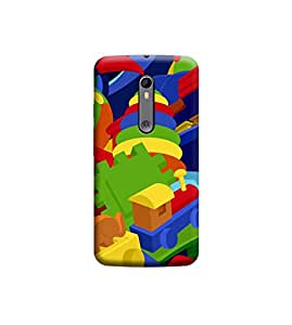 Ebby Premium Printed Back Case Cover With Full protection For Motorola Moto X Style (Designer Case)