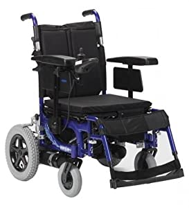 Enigma Energi Plus Electric Wheelchair Aluminium Lightweight Powerchair Mobility