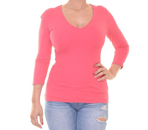 INC International Concepts Women's 3/4 Sleeve Top Size XL (Inc Womens Sweaters compare prices)