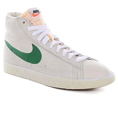 Nike Blazer Bianche Pelle