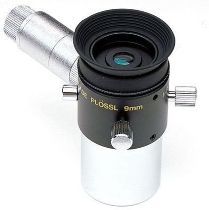 Meade 07068 Plossl 9-Millimeter Eyepiece with 1 25-Inch Cordless Illuminated Reticle BlackB0001DZ9N4