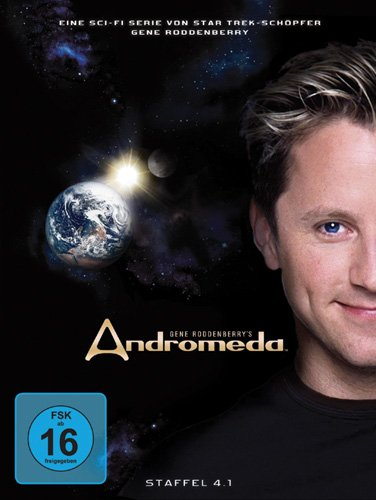 Andromeda - Season 4.1 [3 DVDs]