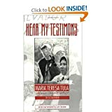 img - for By Maria Teresa Tula Hear My Testimony: Maria Teresa Tula Human Rights Activist of El Salvador book / textbook / text book