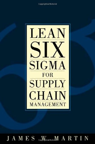 Lean Six Sigma for Supply Chain Management