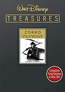 Walt Disney Treasures: Zorro: Season 1