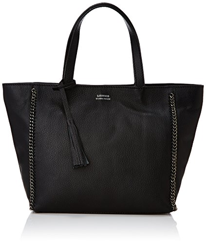 Loxwood - Parisien Mm, Borsa A Tracolla da donna, nero (black), unica