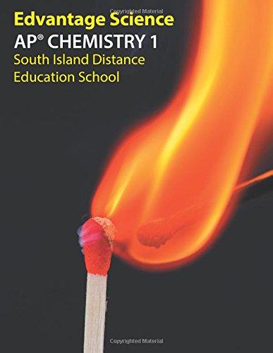 Ap Chemistry 1: South Island Distance Education School